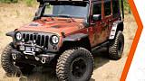 Jeep Wrangler JK RR Style Steel Heat Reduction Bonnet
