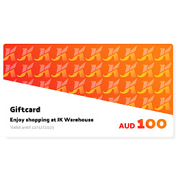 Image of a Jeep Wrangler 100 AUD Gift Card