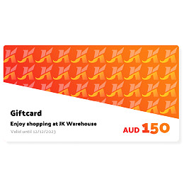 Image of a Jeep Wrangler 150 AUD Gift Card