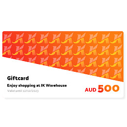 Image of a Jeep Wrangler 500 AUD Gift Card