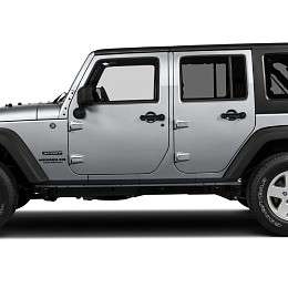 Image of a Jeep Wrangler Jeep Wrangler Fuel Economy Tuning Device