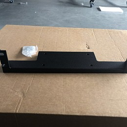 Image of a Jeep Wrangler JK Wrangler Internal Winch Plate