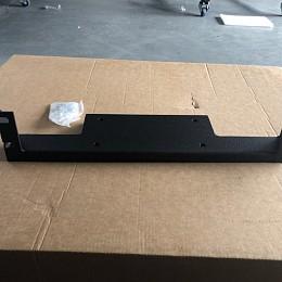 Image of a Jeep Wrangler JK Wrangler Internal Winch Plate