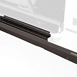Image of a Jeep Wrangler BW Style Trail Armor Rocker Panel for 2 door