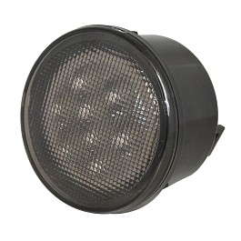 Image of a Jeep Wrangler Pair LED Dragon Style Front Grille Corner Lamp