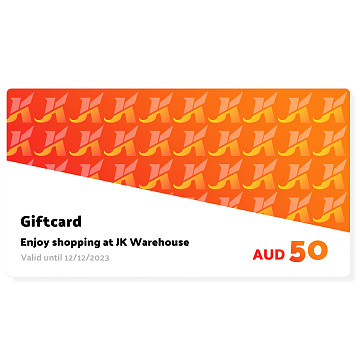 Image of a Jeep Wrangler  50 AUD Gift Card