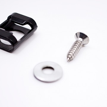 Image of a Jeep Wrangler Accessories Body Mounted Bottle Opener