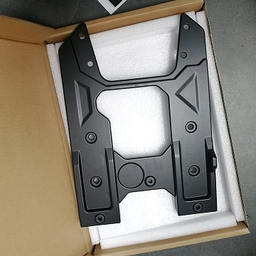 Image of a Jeep Wrangler  Jeep Wrangler 2019~ JL Rear Spare Wheel Carrier
