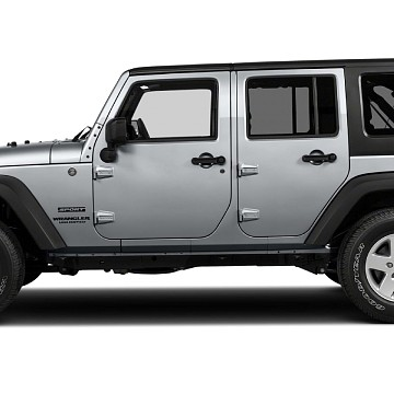 Image of a Jeep Wrangler Clearance Sales Jeep Wrangler Fuel Economy Tuning Device