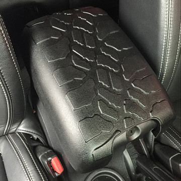 Image of a Jeep Wrangler Daily Deals Jeep Wrangler JL  Armrest Cover (JL model only)J144