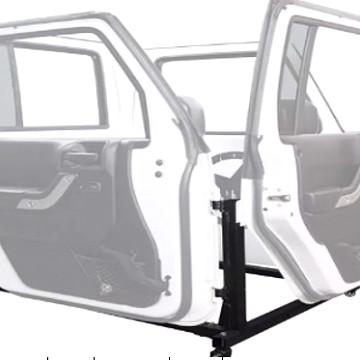 Image of a Jeep Wrangler Half Doors Jeep Wrangler  JK Half door bracket