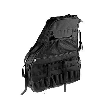 Image of a Jeep Wrangler Accessories Jeep  Wrangler JK Storage Bag 4door WRANGLER 07+  Pair