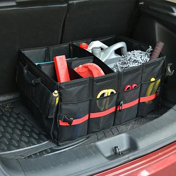 Image of a Jeep Wrangler Interior Jeep Wrangler JK  Tailgate Storage Box J289