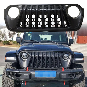 Image of a Jeep Wrangler Angry Grilles Jeep Wrangler JL  Angry Grille JL1199