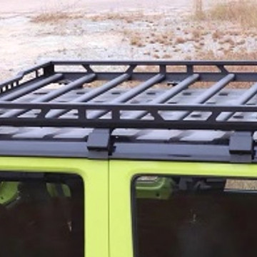 Image of a Jeep Wrangler  Suzuki 2018 GJ Jimny Roof Rack