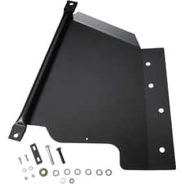 Image of a Jeep Wrangler Brackets Transfer Case Skid Plate