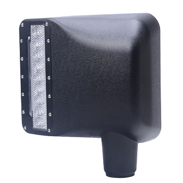 Image of a Jeep Wrangler Lights And Mirrors  Side Rear View Mirror Housing With LED Turn Signal