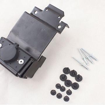 Image of a Jeep Wrangler  Bonnet Lock Engine Hood Lock With Key