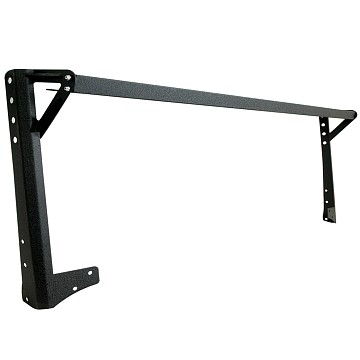 Image of a Jeep Wrangler Brackets Universal Upper Windshield Mounting Bracket