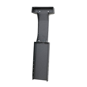 Image of a Jeep Wrangler  Elevated CHMSL Third Brake Light Mounting Bracket