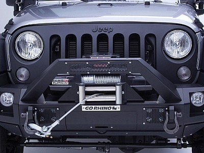Picture of Jeep Wrangler JK Bullbars