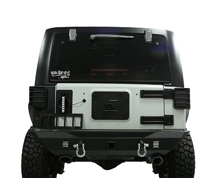 Picture of a Avenger Style Rear Bumper