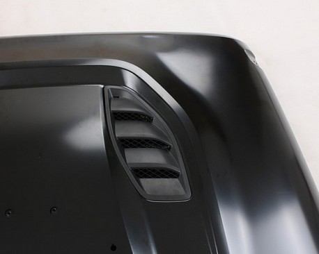 Picture of a 10th anniversary Style Steel Bonnet Front Hood