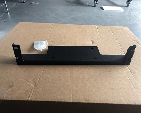Picture of a JK Wrangler Internal Winch Plate