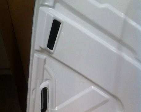Picture of a TMD Style FRP Bonnet Front Hood