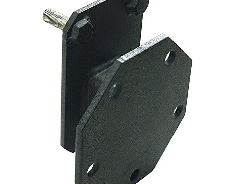 Picture of a Spare Tire Relocation Mounting Bracket