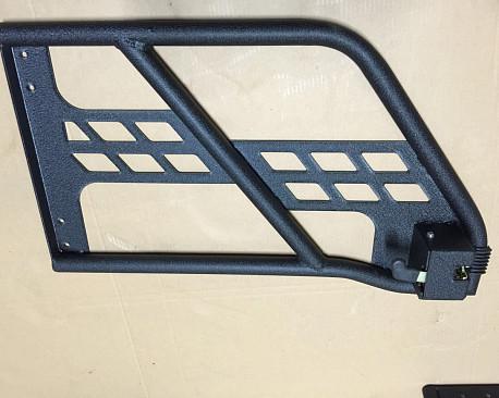 Picture of a 4 door Tubular Doors with Mirror