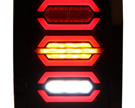 Picture of a  Pair LED Tail lights Rear Turning Break Light 0121