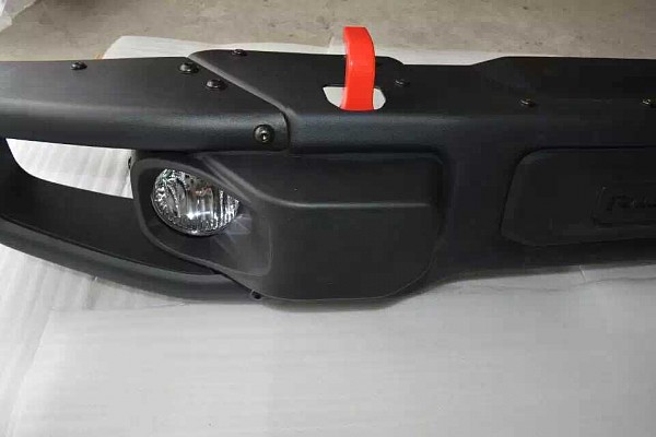 Picture of a 10th Anniversary Style Front Winch Bull Bar