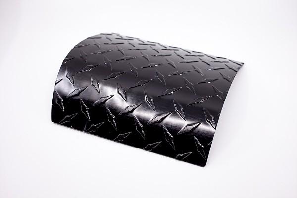 Picture of a Premium Side Cowl Cover (Aluminium, Gloss Black)