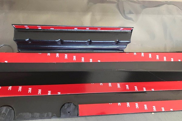 Picture of a BW Style Trail Armor Rocker Panel for 4 door