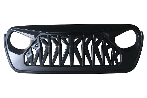 Picture of a Jeep Wrangler JL  Angry Grille JL1111