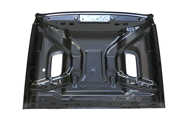 Picture of a Mopar Style Vented Steel Bonnet for Jeep Wrangler JL 2019 (0009 Bonnet)
