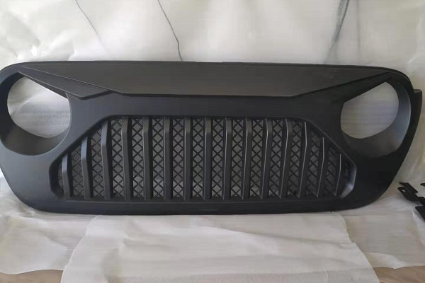Picture of a Angry Grille (TF Style) for Jeep Wrangler JL 2019