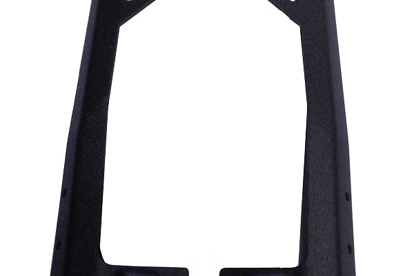 Picture of a Jeep  Wrangler JK 50 inch windscreen brackets - with A holder