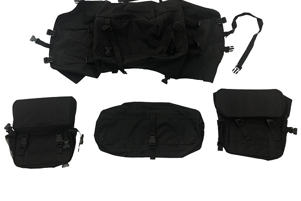 Picture of a Jeep Wrangler JK  Spare Tire Storage Bag J309