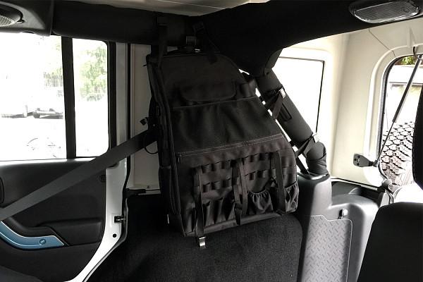 Picture of a Jeep  Wrangler JK Storage Bag 4door WRANGLER 07+  Pair