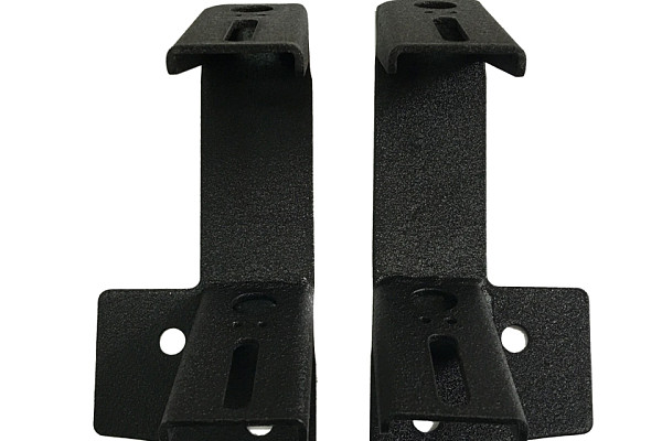 Picture of a Jeep  Wrangler JK double bracket