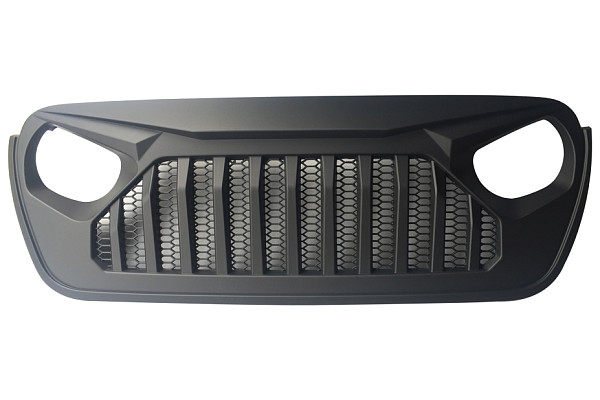 Picture of a Jeep Wrangler JL  Angry Grille JL1066