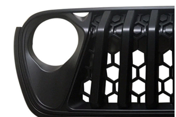 Picture of a Jeep Wrangler JL  Angry Grille JL1199
