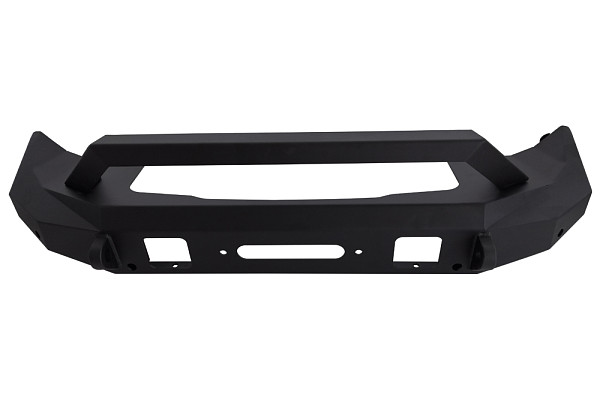 Picture of a Jeep Wrangler  JL JL1128 Offroad Front Bumper Car Bumpers