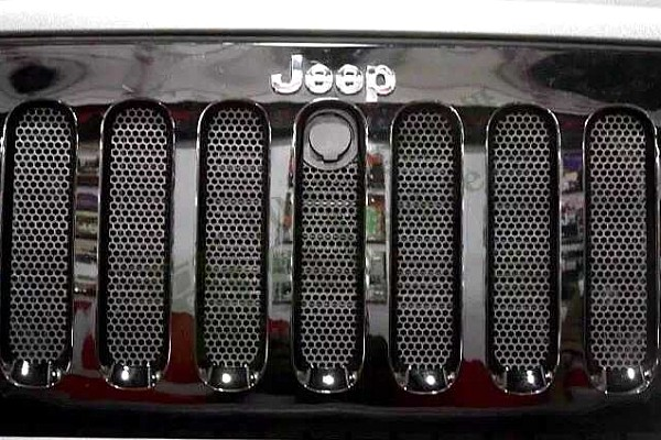 Image of 3D Insert Mesh for Jeep Wrangler JK