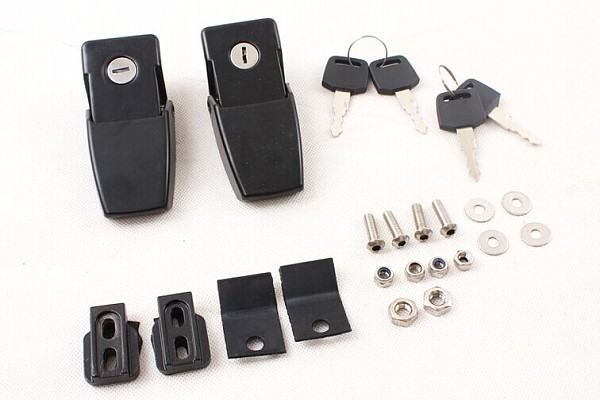 Picture of a Bonnet Hood Lock Catch Kit With Key And lock