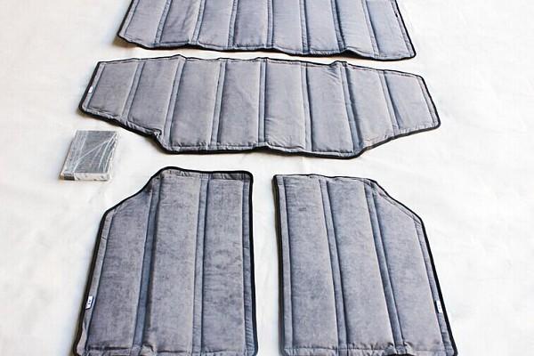 Picture of a 4 Door Hardtop HEAT Insulation Kit 4 Pieces