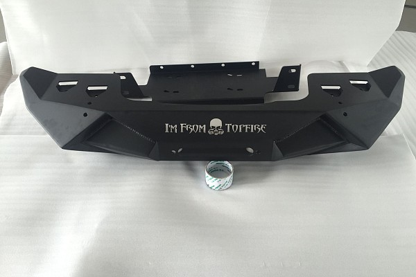 Picture of a Aggressive Front Bumper Material: Aluminium