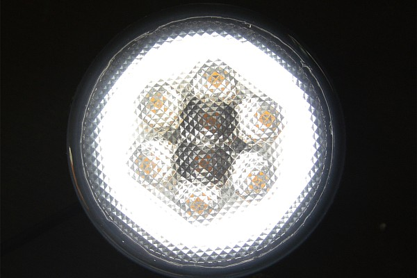 Picture of a Pair LED Dragon Style Front Grille Corner Lamp
